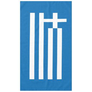 Toalha De Mesa A bandeira nacional da piscina