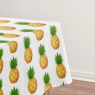 "Toalha De Mesa Abacaxi tropical do Tablecloth ""60x84"""