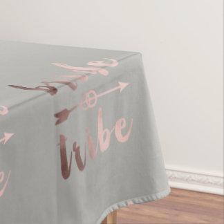 Toalha De Mesa alianças de casamento cor-de-rosa elegantes da