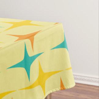 Toalha De Mesa Anos 50 astucioso - grande pano de mesa triplo do