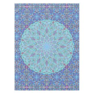 Toalha De Mesa arabesque colorido Boho-romântico do ornamento da