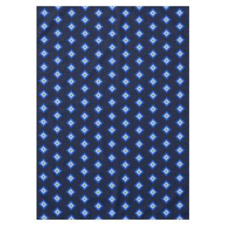 Toalha De Mesa Azul e diamante de Tan