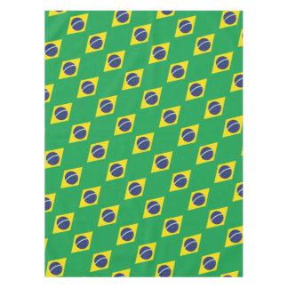 Toalha De Mesa Bandeira brasileira