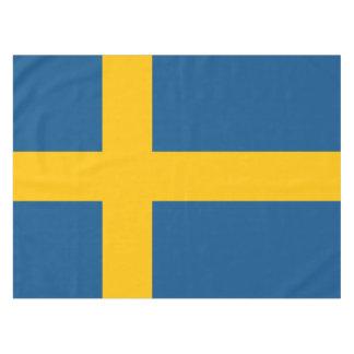 Toalha De Mesa Bandeira da suecia