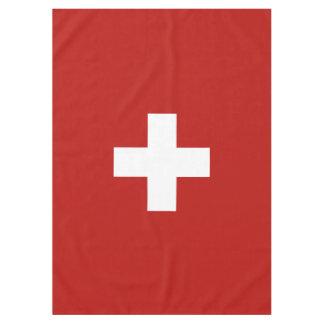 Toalha De Mesa Bandeira da suiça