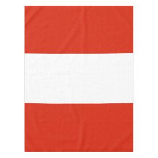 Toalha De Mesa Bandeira de Áustria
