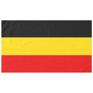 Toalha De Mesa Bandeira de Bélgica