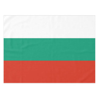 Toalha De Mesa Bandeira de Bulgária ou de búlgaro