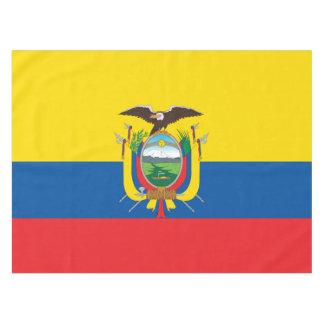 Toalha De Mesa Bandeira de Equador