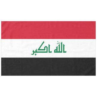 Toalha De Mesa Bandeira de Iraque