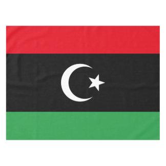 Toalha De Mesa Bandeira de Líbia
