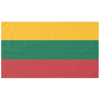 Toalha De Mesa Bandeira de Lithuania