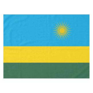 Toalha De Mesa Bandeira de Rwanda