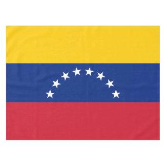 Toalha De Mesa Bandeira de Venezuela