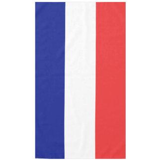 Toalha De Mesa Bandeira do francês Tricolore de France