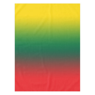Toalha De Mesa Bandeira do inclinação de cores de Lithuania