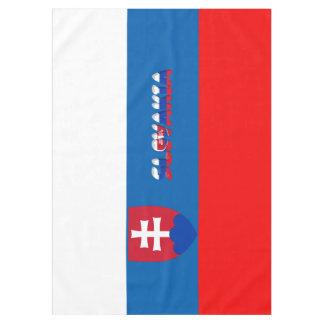 Toalha De Mesa Bandeira eslovaca