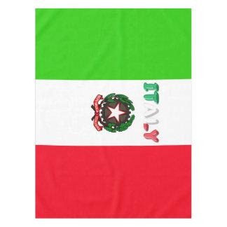Toalha De Mesa Bandeira italiana