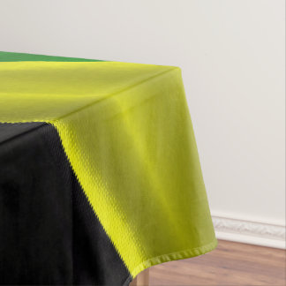 Toalha De Mesa Bandeira jamaicana