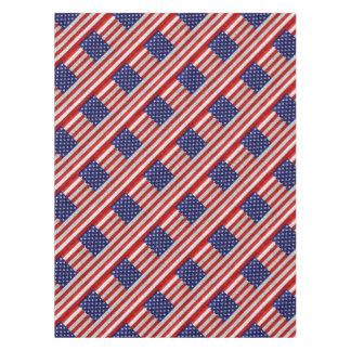 Toalha De Mesa Bandeira suja dos EUA