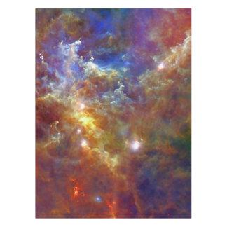 Toalha De Mesa Berçário estelar na nebulosa do Rosette