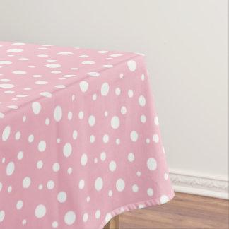 """Toalha De Mesa Bolinhas do Tablecloth """"60x84"""""""