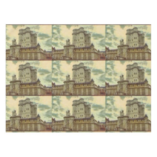 Toalha De Mesa Castelo de Vincennes, pintura de Paris