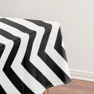 Toalha De Mesa Cobertura Viga Preta, 132 cm x 178 cm