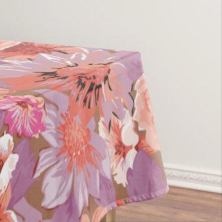 Toalha De Mesa Cores florais do primavera