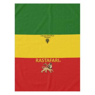 Toalha De Mesa Desenhista de Rastafarian