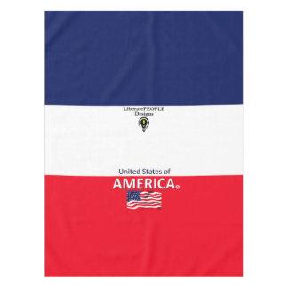 Toalha De Mesa Desenhista dos Estados Unidos da América