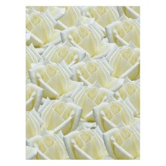 Toalha De Mesa design floral bonito da fotografia dos rosas