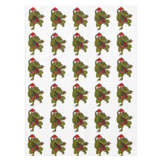 Toalha De Mesa Dinossauro de Trex do Natal