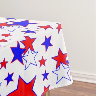 Toalha De Mesa Estrelas patrióticas