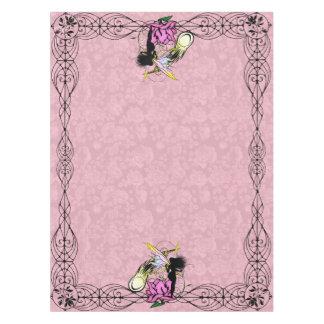 Toalha De Mesa Fada cor-de-rosa da sombra