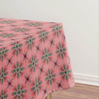 Toalha De Mesa Flores de Artdeco no estilo retro