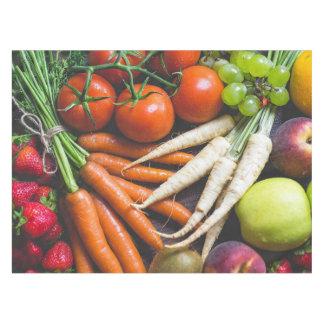 Toalha De Mesa fruta e vegies