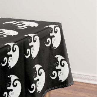Toalha De Mesa Gatinhos de Yin Yang