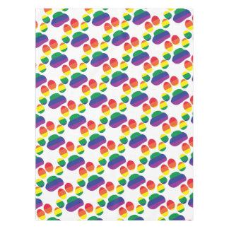Toalha De Mesa Gay-Orgulho-Pata-Impressão