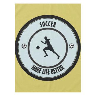 Toalha De Mesa Jogador de futebol