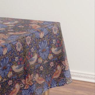 Toalha De Mesa Ladrão da morango de William Morris do vintage