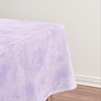 Toalha De Mesa Lavanda, subtil, luz - roxa, elegante, pálida