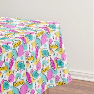 Toalha De Mesa Multi tablecloth 360 dos Baubles retros da árvore