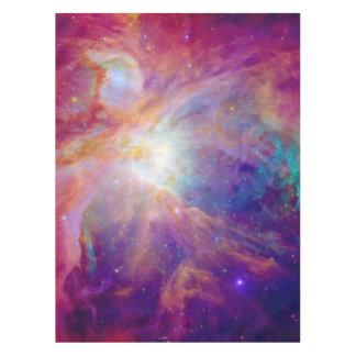 Toalha De Mesa NASA cor-de-rosa de Fuschia da nebulosa de Orion