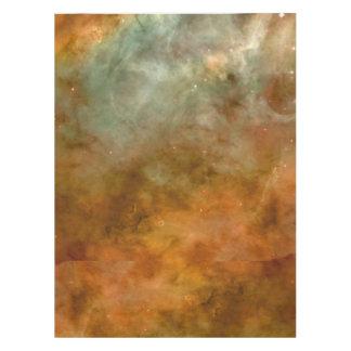 Toalha De Mesa Nebulosa Eta da NASA Carina do olhar do mármore da