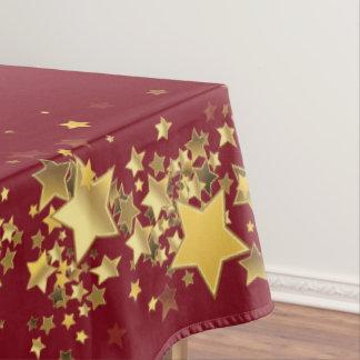 """Toalha De Mesa O feriado Stars o Tablecloth """"60x84 """""""