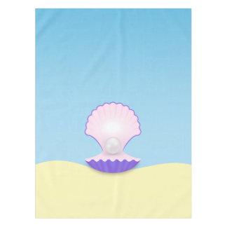 Toalha De Mesa O Seashell