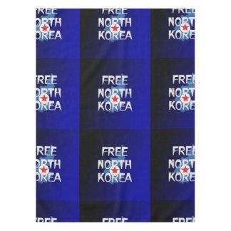 Toalha De Mesa O T livra a Coreia do Norte