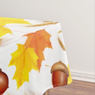 Toalha De Mesa Outono dourado