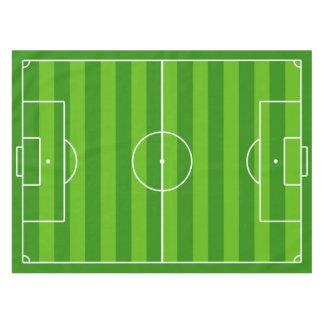 Toalha De Mesa Pano de mesa do campo de futebol/passo de futebol